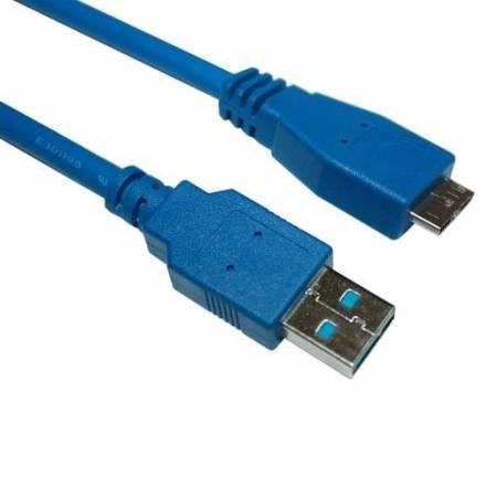 Кабел USB 3.0 AM към Micro USB BM VCom CU311 3 метра