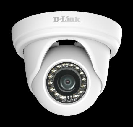 Full HD  външна мини куполна камера D-Link DCS‑4802E