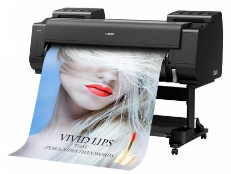 Canon imagePROGRAF PRO-4100S incl. stand