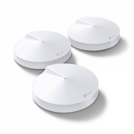 Безжична Wi-fi система TP-Link Deco M9 Plus AC2200 (3-pack)
