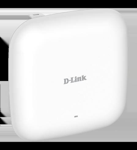 Безжична AC1200 двулентова вътрешна PoE точка за достъп D-Link DAP-2662