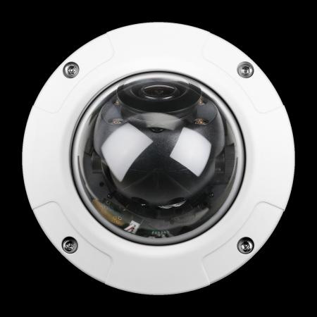 Външна 3-мегапикселова вандалоустойчива куполна камера D-Link DCS-4633EV