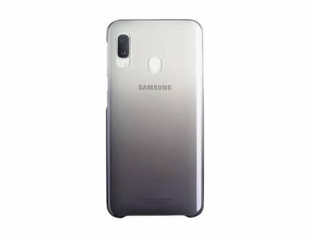 Samsung A20e Gradation Cover Black