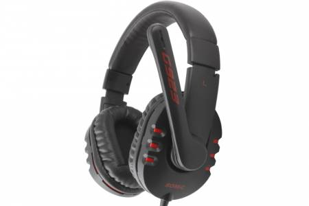 Геймърски слушалки с микрофон Somic G923 Black