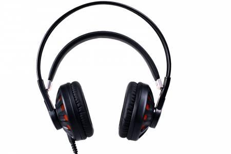 Геймърски слушалки с микрофон Somic G932-BK
