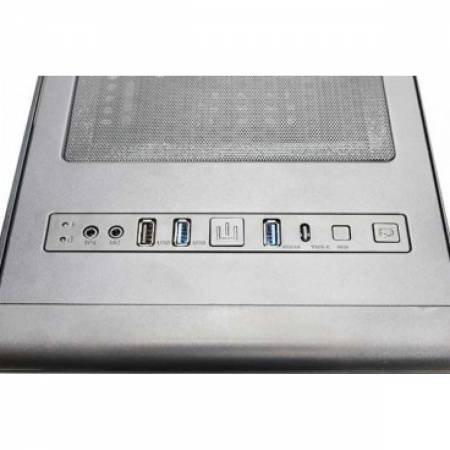 Кутия за настолен компютър Redragon Diamond Storm CA903-BK ATX Mid tower