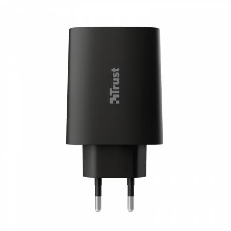 TRUST Qmax 30W Ultra-Fast Dual USB Charger with QC3.0