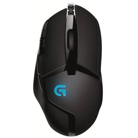Геймърска мишка Logitech G402 Hyperion Fury 910-004067