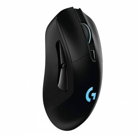 Безжична геймърска мишка Logitech G703 LIGHTSPEED 910-005640