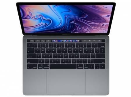 "Apple MacBook Pro 13"" Touch Bar/QC i5 1.4GHz/8GB/512GB SSD/Intel Iris Plus Graphics 645/Space Grey - INT KB"