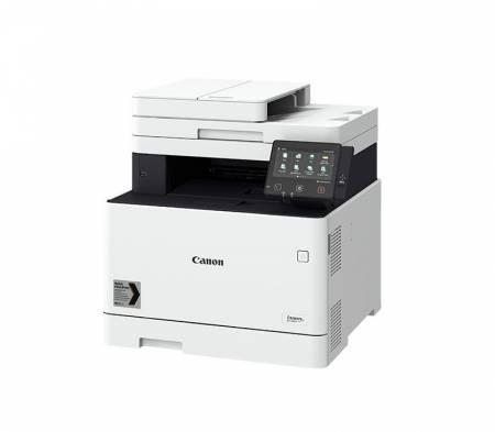 Canon i-SENSYS MF742Cdw Printer/Scanner/Copier + Canon CRG-055H BK + Canon CRG-055H C + Canon CRG-055H M + Canon CRG-055H Y