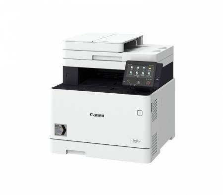 Canon i-SENSYS MF746Cx Printer/Scanner/Copier/Fax + Canon CRG-055H BK + Canon CRG-055H C + Canon CRG-055H M + Canon CRG-055H Y