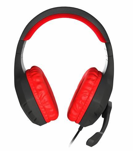 Геймърски слушалки с микрофон Genesis ARGON 200 RED NSG-0900