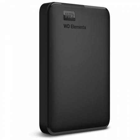 "Western Digital Elements Portable 2.5"" 4TB USB 3.0 Black"
