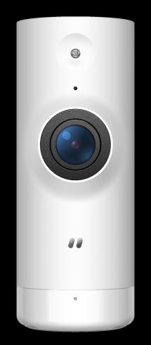 Мини Full HD Wi-Fi камера D-Link DCS-8000LHV2