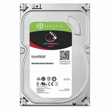 "Твърд диск Seagate IronWolf NAS 2TB 3.5"" ST2000VN004"