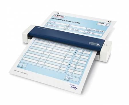 Xerox Duplex Travel Scanner - sheet fed / 8 sec. per page