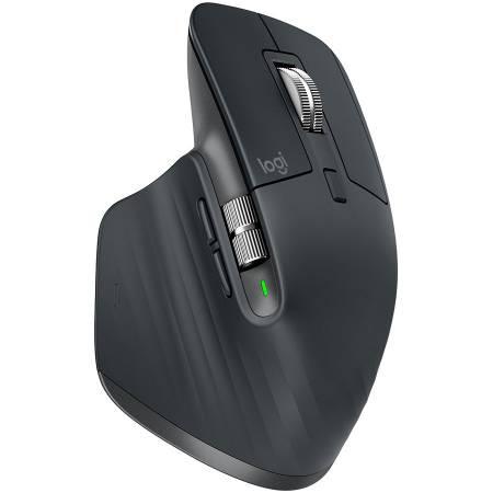 Bluetooth/безжична мишка Logitech MX Master 3 Advanced GRAPHITE 910-005694