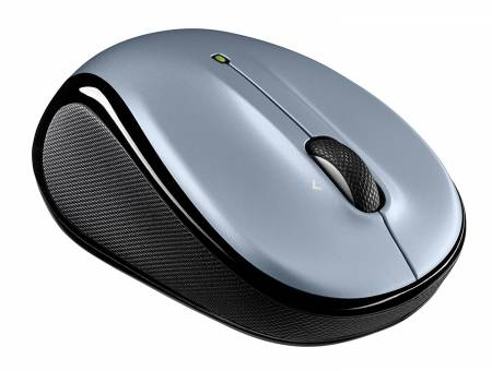 Безжична мишка Logitech M325 тъмно сива