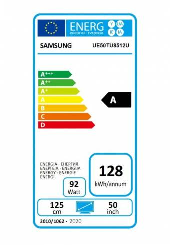 "Samsung 50"" 50TU8512 4K Crystal UHD LED TV"