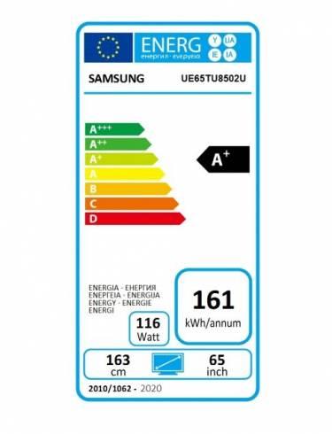 "Samsung 65"" 65TU8502 4K Crystal UHD LED TV"