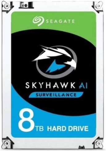 Seagate SkyHawk 8TB 3