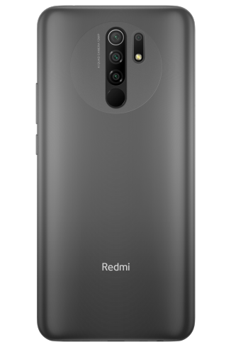 Smartphone Xiaomi Redmi 9 4+64 Carbon Grey  (EEA)