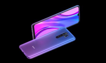 Smartphone Xiaomi Redmi 9 4+64 Sunset Purple  (EEA)