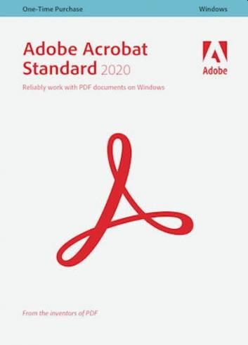 Adobe Acrobat Std v.2020 IE Win AOO