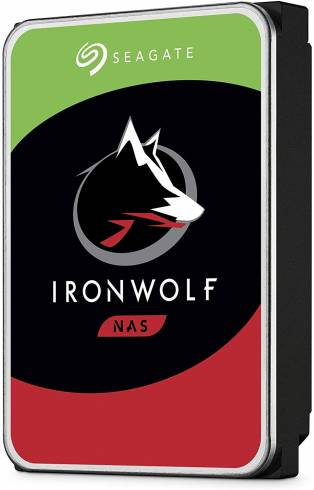 "Seagate IronWolf 6TB NAS 5400 256MB  SATA 3.5"""