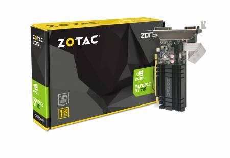 Видео карта ZOTAC GeForce GT 710 ZONE Edition