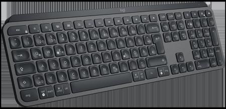 Безжична/Bluetooth клавиатура Logitech MX Keys 920-009415