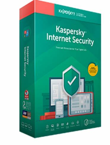 Kaspersky Internet Security Eastern Europe Edition. 5-Device 1 year Renewal License Pack