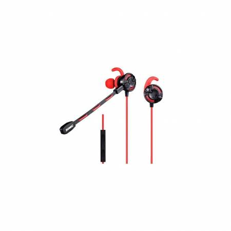 Геймърски слушалки с микрофон Somic earphone G618-RD
