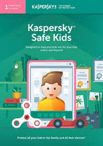 Kaspersky Safe Kids 1-User 1 year Base License Pack
