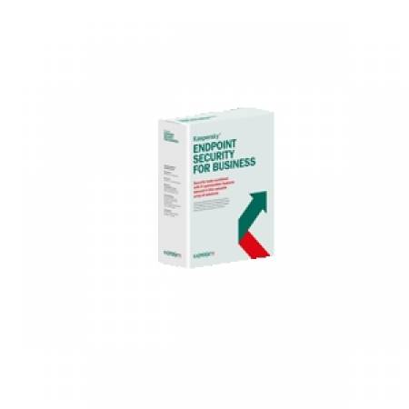 Kaspersky Endpoint Security for Business - Advanced Eastern Europe Edition. 20-24 Node 1 year Base License