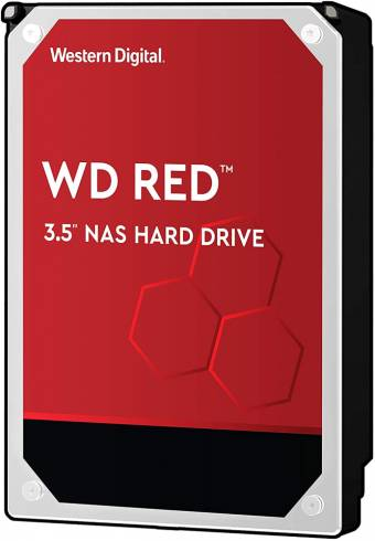 """Твърд HDD диск 3.5"""" 4TB WD Red 256MB for NAS WD40EFAX"""