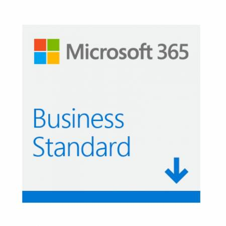 Microsoft 365 Bus Std Retail English Euro Zone Sub 1YR Mdls P6