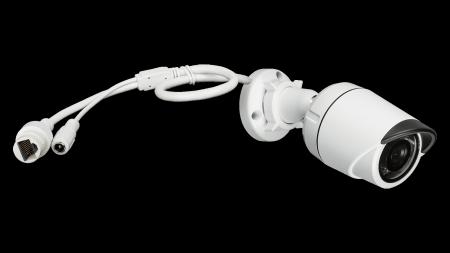 Външна Full HD PoE Mini Bullet камера D-Link DCS‑4703E