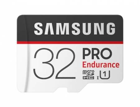Samsung 32 GB micro SD Card PRO Endurance