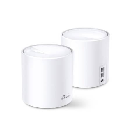 Безжична Wi-fi система TP-Link Deco X20(2-pack) Wi-Fi 6 AX1800