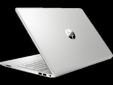 HP 15 Laptop Intel Core i3-1005G1 8GB DDR4 1DM 2666 512GB PCIe SSD 15.6 FHD Antiglare slim IPS Narrow Border FREE DOS Natural Silver