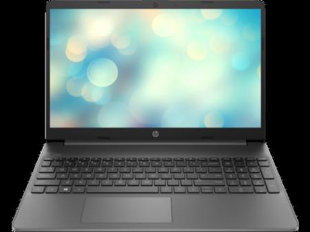 HP 15 Laptop AMD Ryzen 5 3500U quad core 8GB DDR4 2DM 2400 512GB PCIe 15.6 FHD Antiglare slim SVA Narrow Border Chalkboard gray FREE DOS