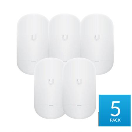 Точка за достъп Ubiquiti Nanostation 5ac Loco 5-pack NS-5ACL-5