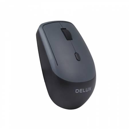 Безжична/Bluetooth мишка Delux M330DB