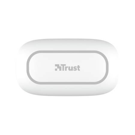 TRUST Nika Compact Bluetooth Earphones White