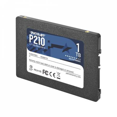 Patriot P210 1TB SATA3 2.5
