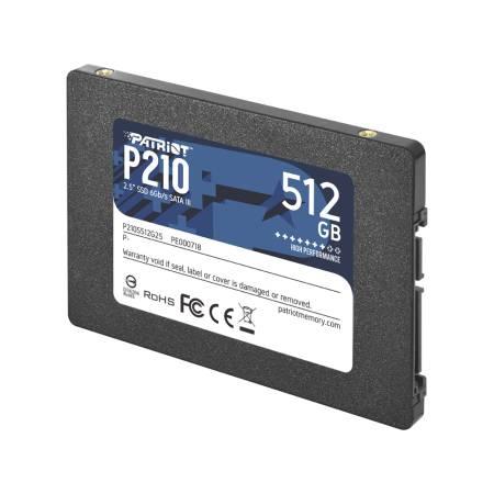 Patriot P210 512GB SATA3 2.5