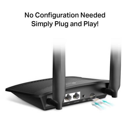 4G LTE Wi-Fi рутер TP-Link TL-MR100 N300