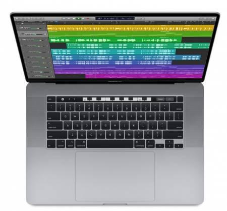 "Apple MacBook Pro 16"" Touch Bar/6-core i7 2.6GHz/16GB/512GB SSD/Radeon Pro 5300M w 4GB - Silver - BUL KB"